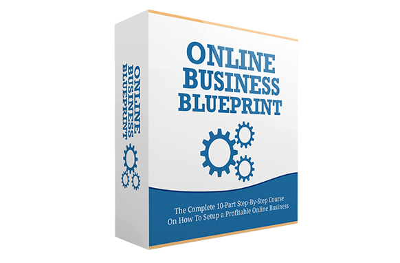 Online business blueprint upgrade package plr database description malvernweather Choice Image