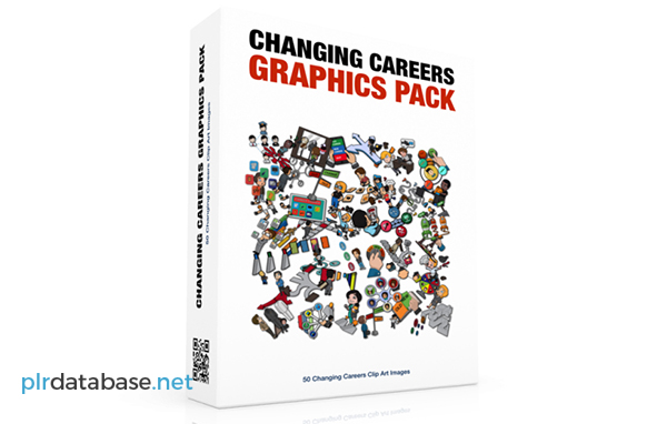 Changing Careers Graphics Pack
