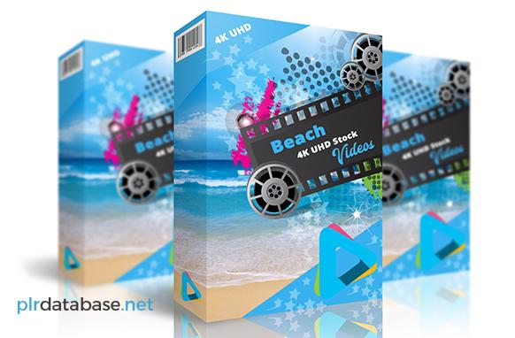 Beach 4K UHD Stock Videos