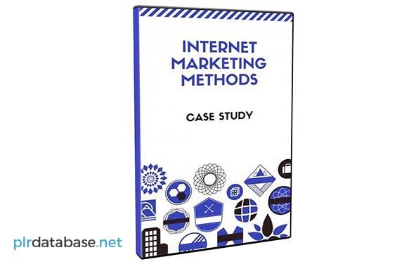 Internet Marketing Methods Case Study