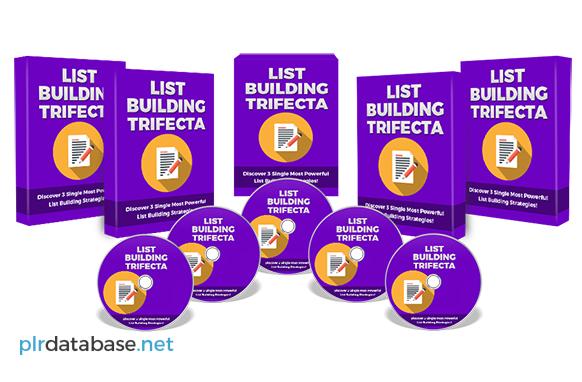 List Building Trifecta