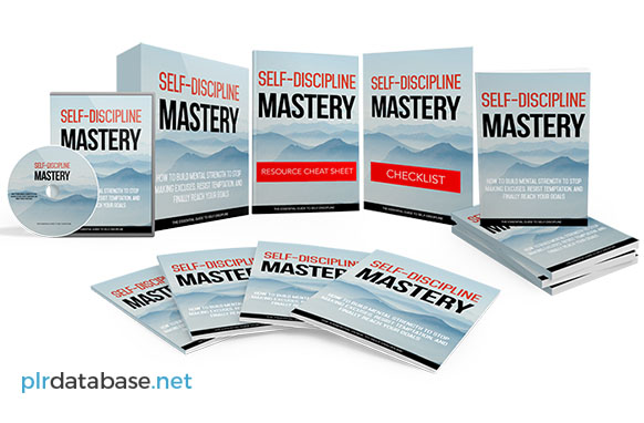 Self Discipline Mastery Upgrade Package