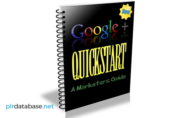 Google Plus Quickstart