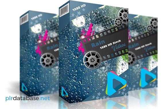 Rain 1080 HD Stock Videos