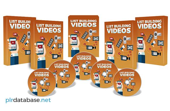 List Building Videos