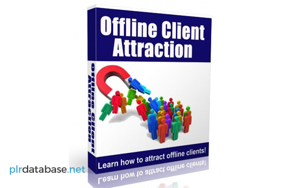 Offline Client Attraction