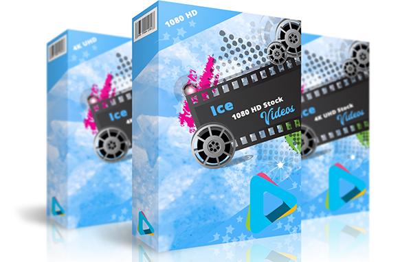 Ice 1080 HD Stock Videos