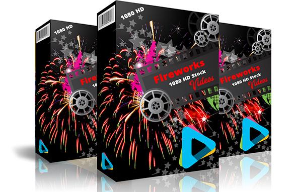Fireworks 4K UHD Stock Videos