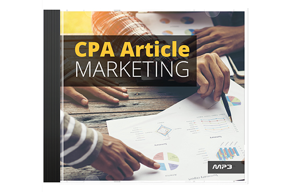 CPA Article Marketing