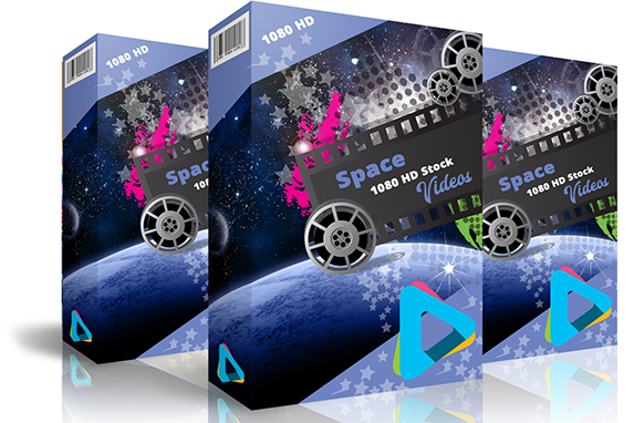 Space 1080 HD Stock Videos