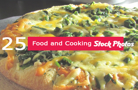 25 Food and Cooking Stock Photos