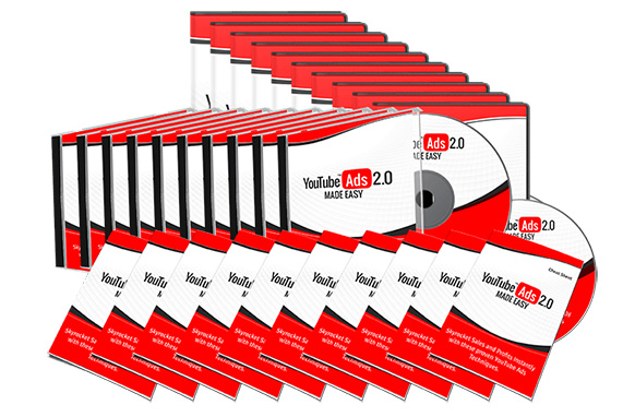 YouTube Ads Mastery 2.0 Upgrade Package