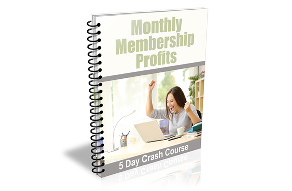 Monthly Membership Profits