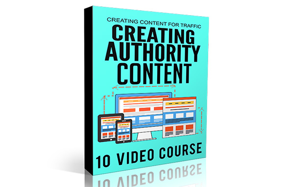 Creating Authority Content
