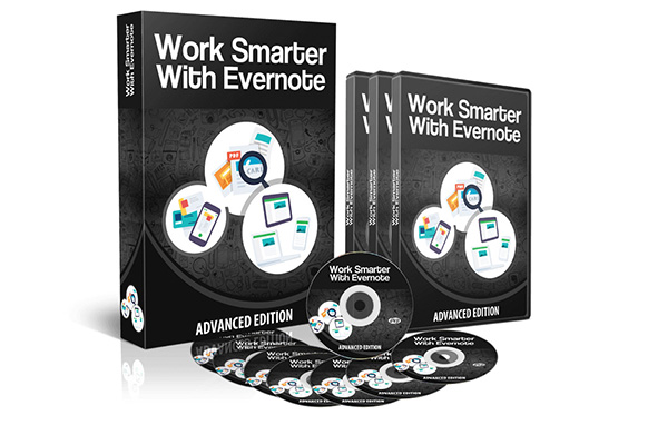Work Smarter With Evernote Advanced