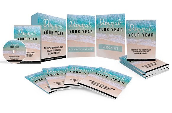 Dominate Your Year Upgrade Package
