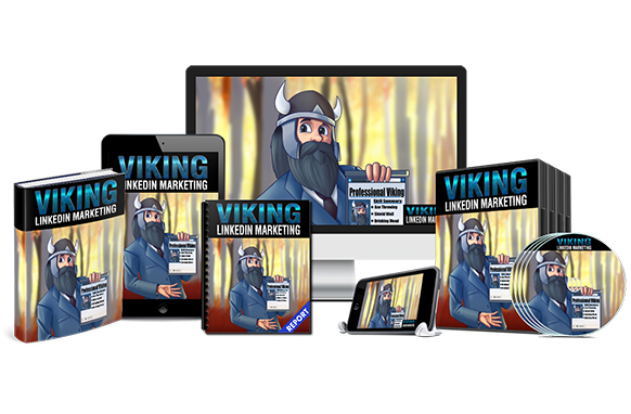 Viking LinkedIn Marketing