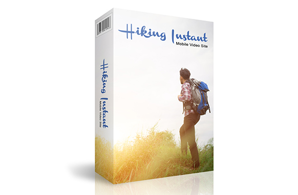 Hiking Instant Mobile Video Site