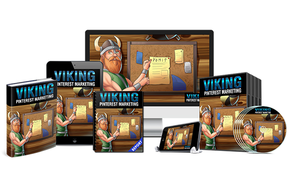 Viking Pinterest Marketing