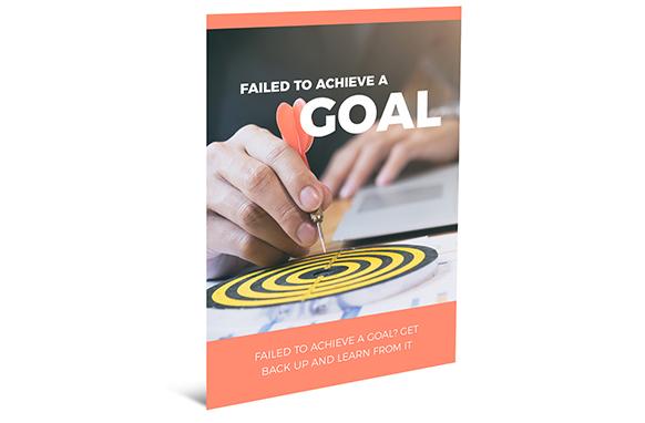 Failed To Achieve A Goal