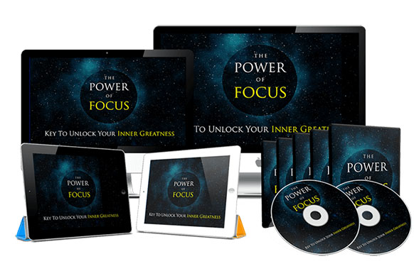 The Power Of Focus Upgrade Package