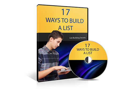 17 Ways To Build A List