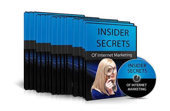 Insider Secrets of Internet Marketing
