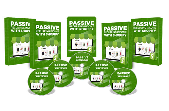 Passive Recurring Income with Shopify