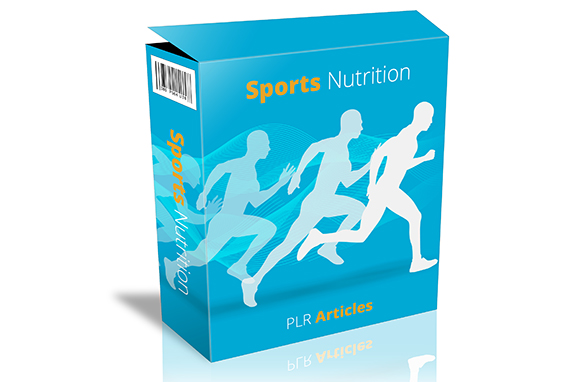 Sports Nutrition PLR Articles