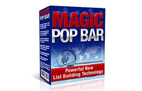 Magic Pop Bar