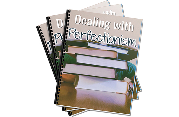 Dealing with Perfectionism