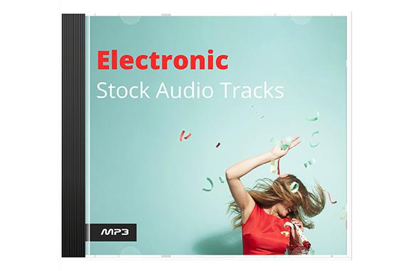 Electronic Stock Audio Tracks