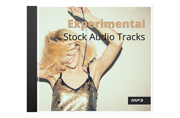 Experimental Stock Audio Tracks