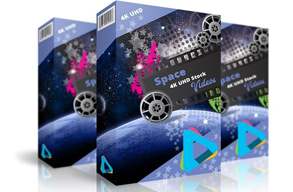 Space 4K UHD Stock Videos