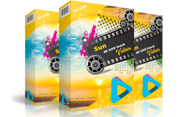 Sun 4K UHD Stock Videos