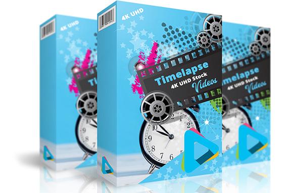 Timelapse 4K UHD Stock Videos