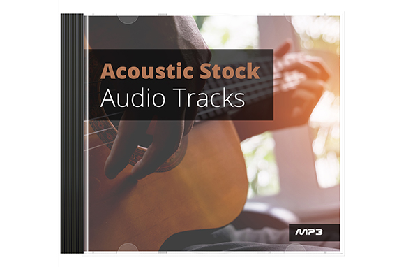 Acoustic Stock Audio Tracks