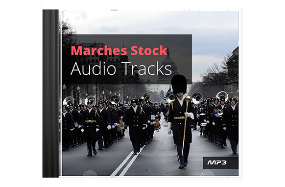 Marches Stock Audio Tracks