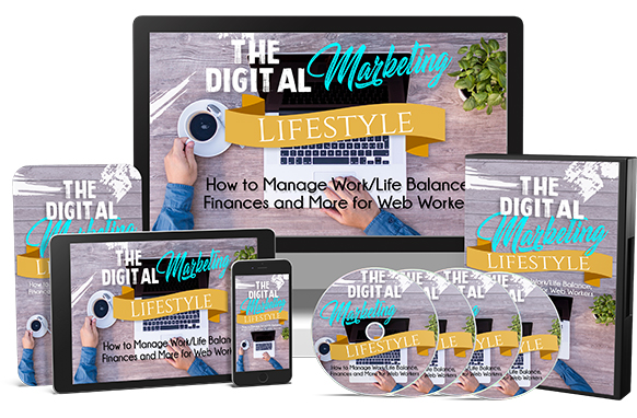 The Digital Marketing Lifestyle Upgrade Package