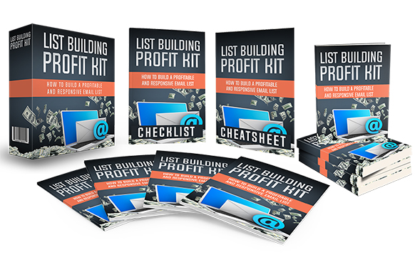 List Building Profit Kit Upgrade Package