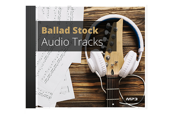 Ballad Stock Audio Tracks