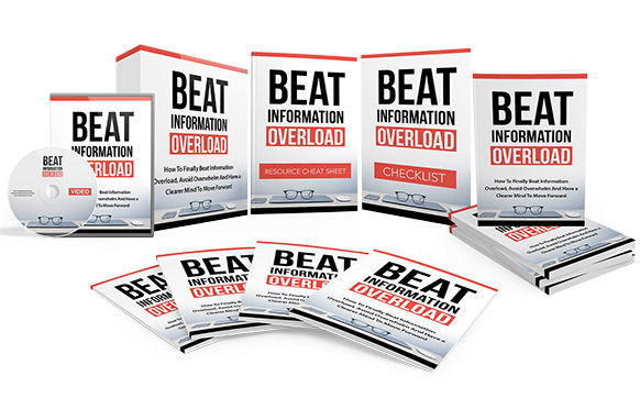 Beat Information Overload Upgrade Package