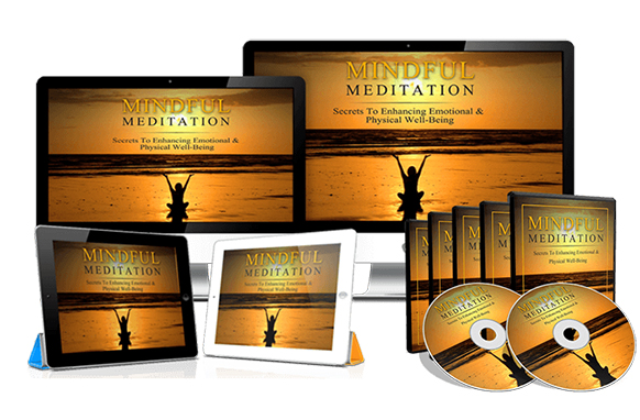 Mindful Meditation Mastery Upgrade Package
