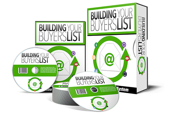 Building Your Buyers List Upgrade Package