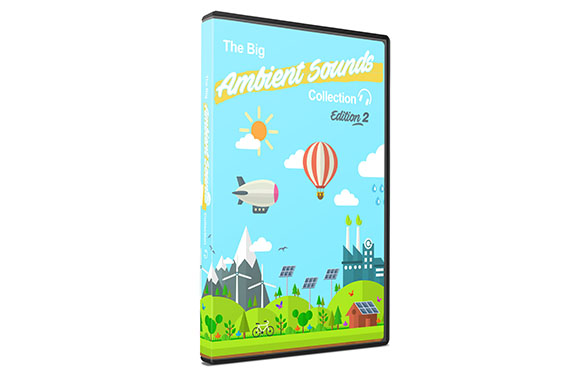 The Big Ambient Sounds Collection Edition 2