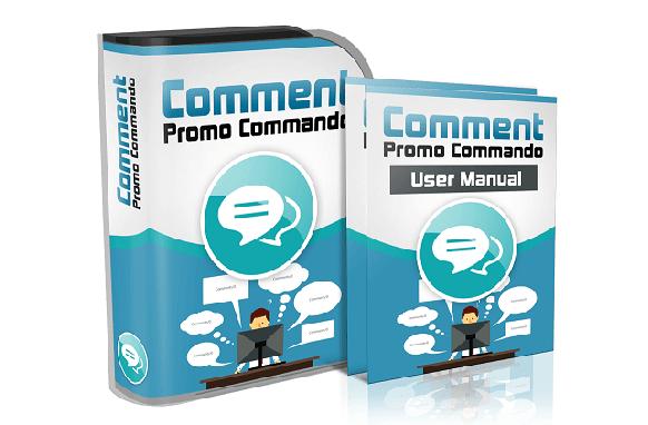 Comment Promo Commando WP Plugin