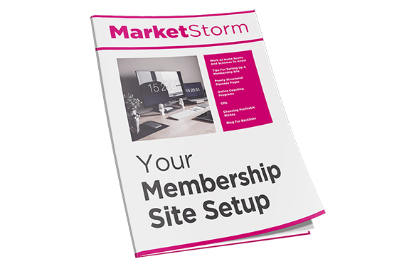 Your Membership Site Setup