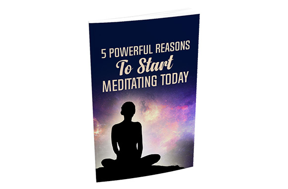 5 Powerful Reasons To Start Meditating Today