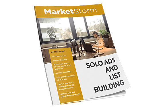 Solo Ads And List Building