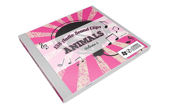 Stock Audio Sound Clips Volume 2 – Animals